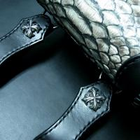 GLAM SCALE×SNAKE PIT LEATHER WORKS -ONE MAKE-